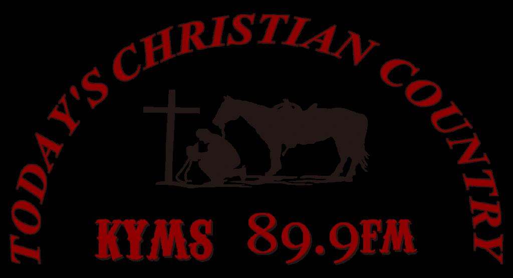 KYMS 899 FM Radio Logo